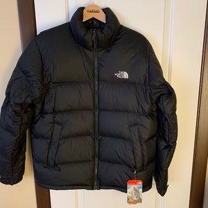 North Face Nuptse Jacket black
